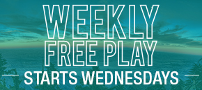 Augustine Casino Weekly Free Play